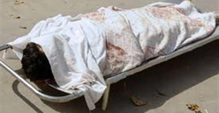 صورة مقتل عامل على يد شقيقه بالشرقية