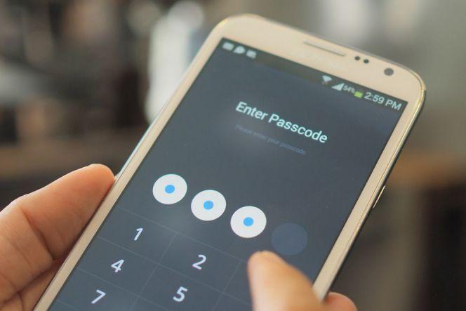 صورة طريقة التقاط صورة لأي شخص يحاول فتح هاتفك