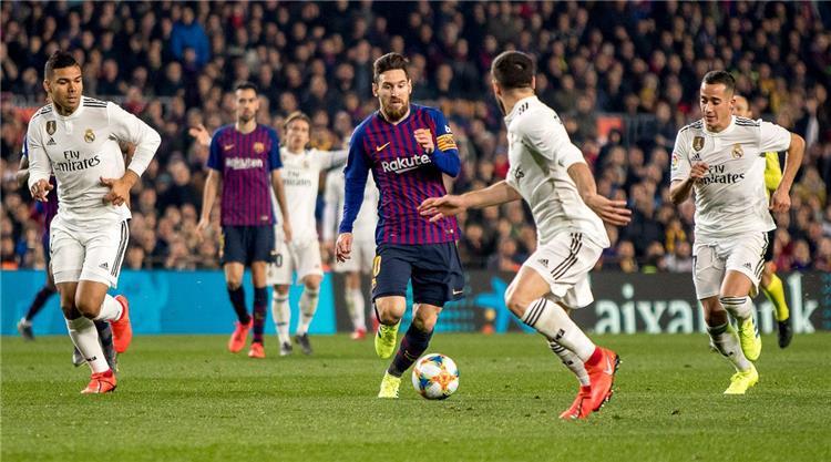 صورة موعد مباراة برشلونة وريال مدريد في الكلاسيكو الأسباني