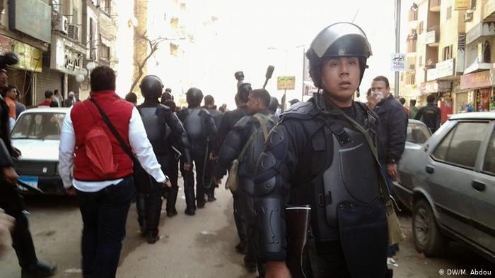 رجال الشرطة - صورة أرشيفية
