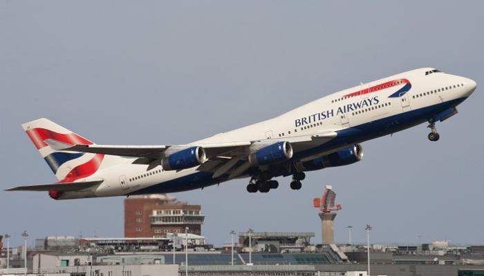 طيران بريطانيا