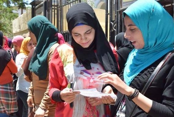 صورة موعد تقديم المشروع لطلاب النقل وامتحانات الشهادة