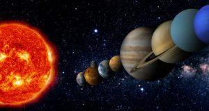 المجموعة الشمسة