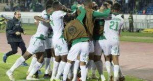 فريق المغرب