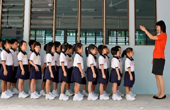صورة سنغافورة تعلن عودة الدراسة الاثنين المقبل
