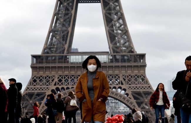صورة فرنسا تبدأ تطبيق الحجر الشامل بسبب فيروس كورونا