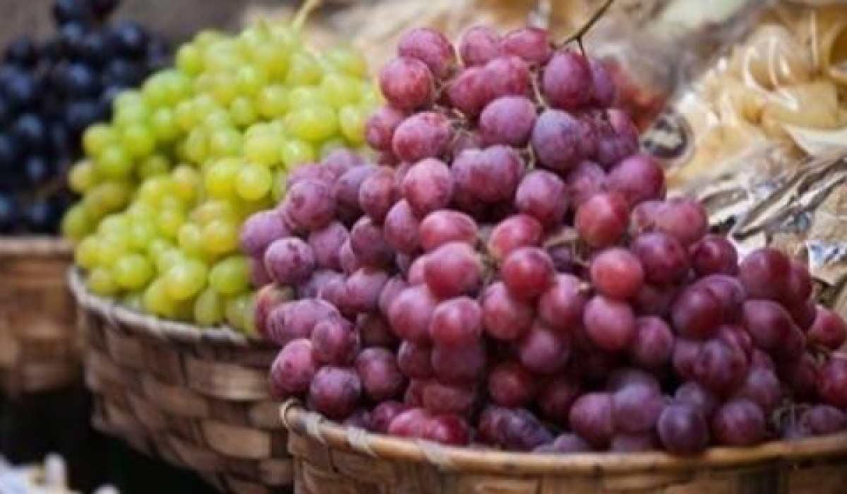 فوائد أكل العنب