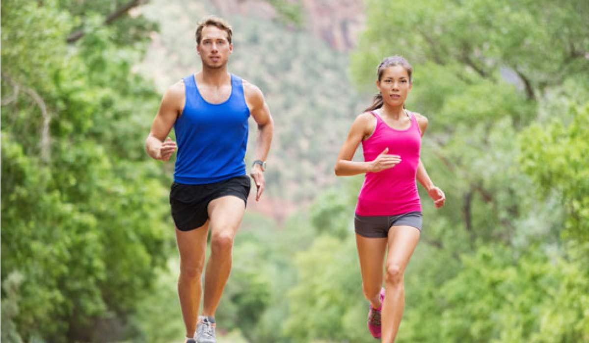 فوائد الركض للكرش