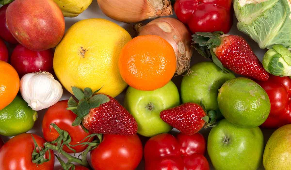 فوائد بعض الخضروات والفواكه