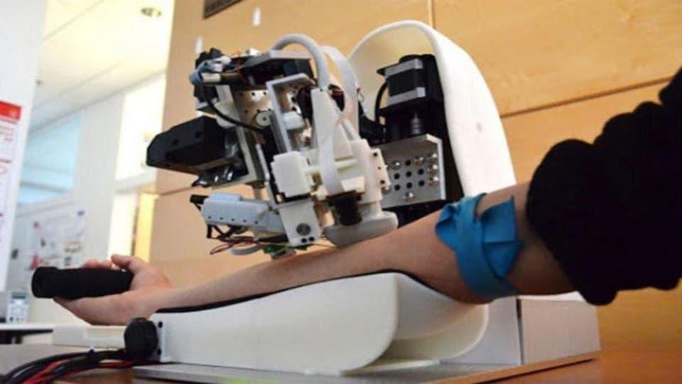 روبوتات طبية