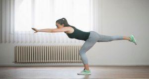 كيفية التخلص من دهون أعلى الظهر