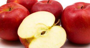 ما فوائد التفاح الأحمر