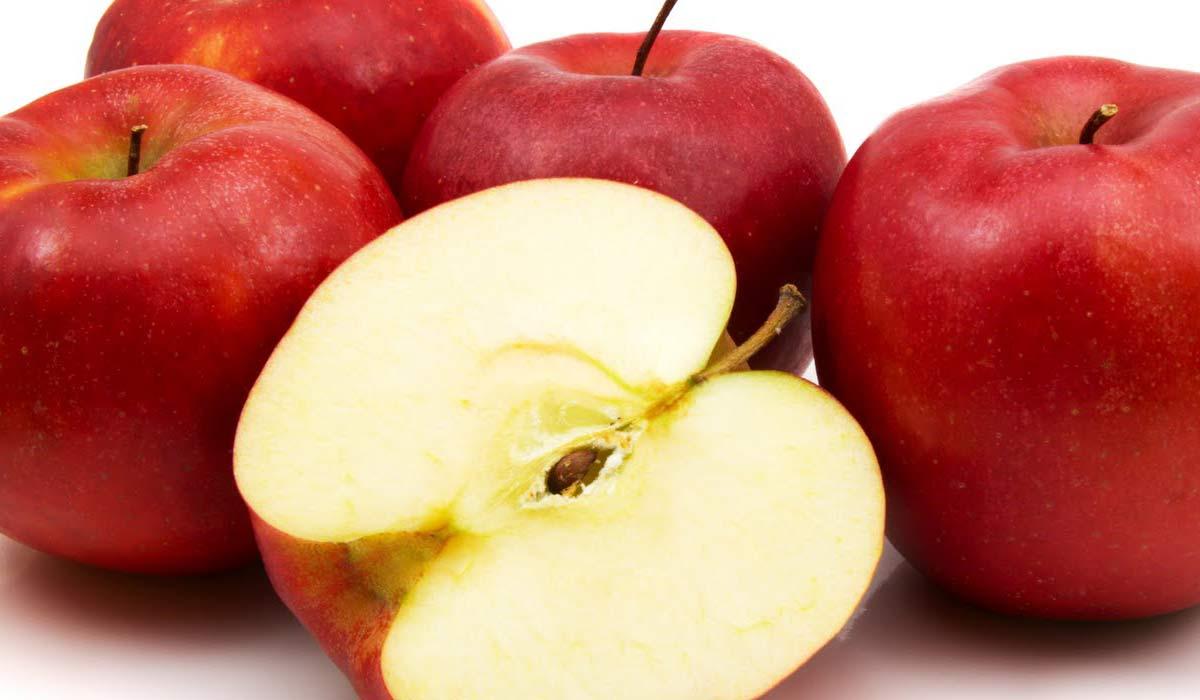 صورة ما فوائد التفاح الأحمر