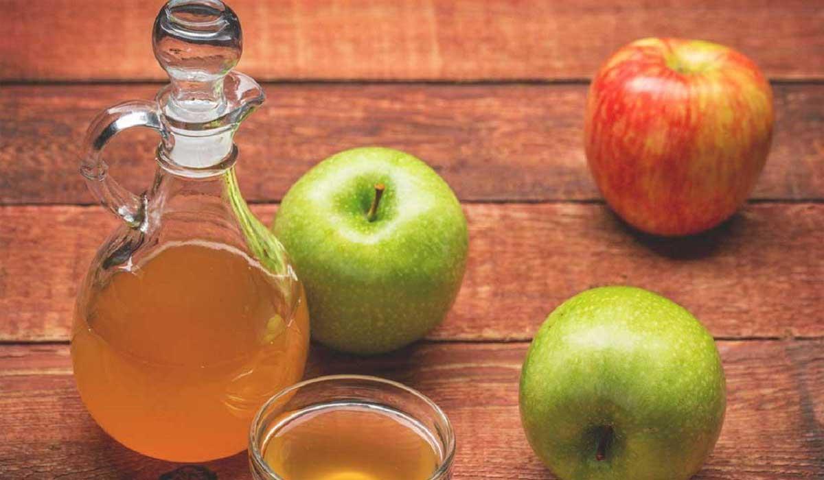 صورة ما هي فوائد خل التفاح