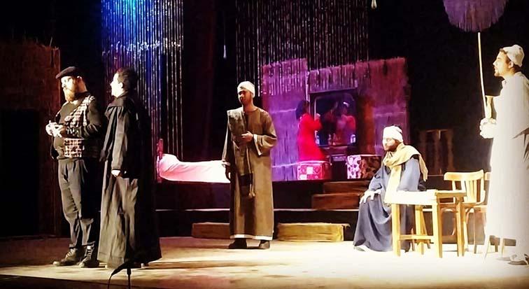 مسرحية شفيقة ومتولي