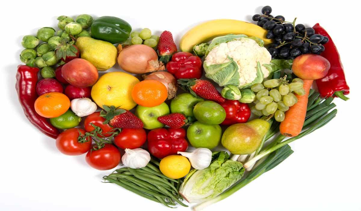 صورة معلومات عن فوائد الخضروات والفواكه