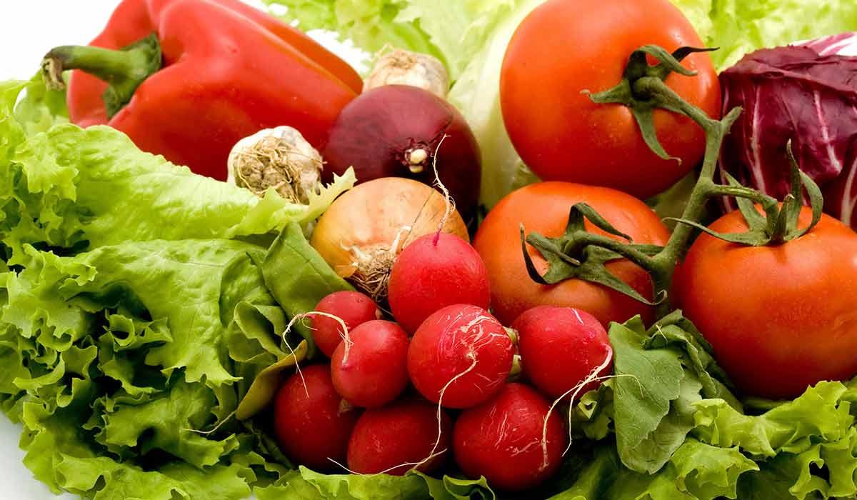 معلومات عن فوائد الخضروات