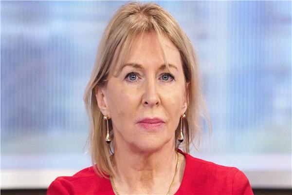 صورة إصابة وزيرة الصحة البريطانية بفيروس كورونا