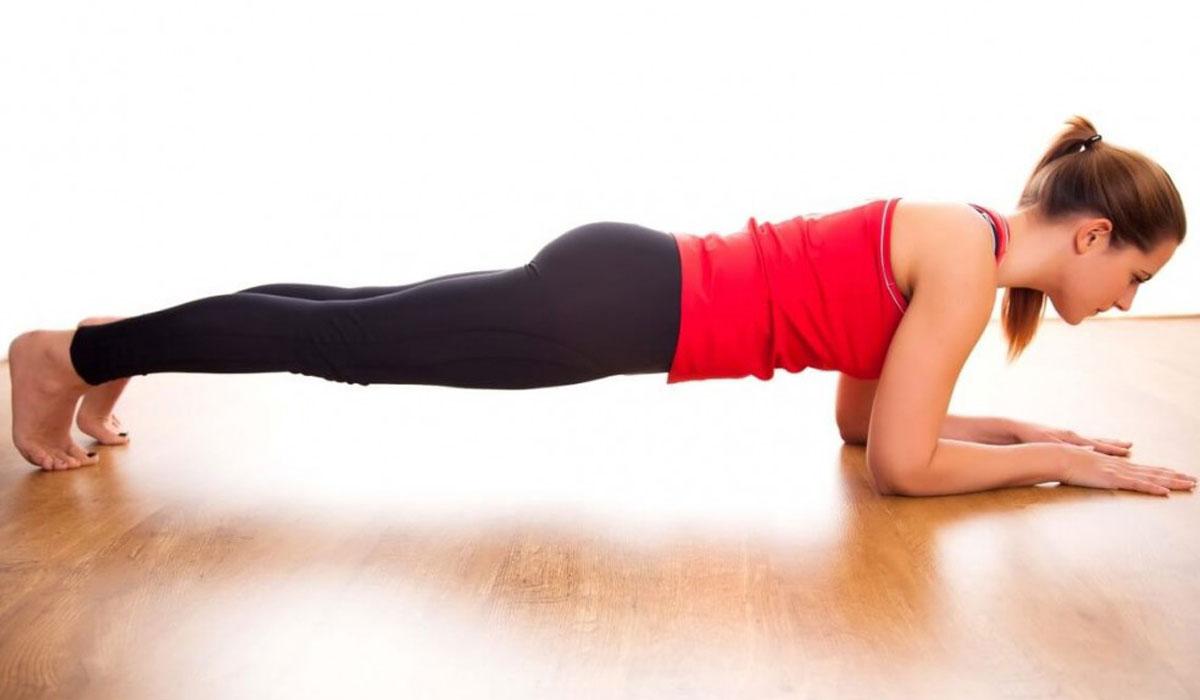 أفضل التمارين لإزالة الكرش