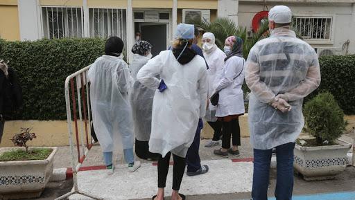 صورة الجزائر تسجل 14 حالة وفاة جديدة بفيروس كورونا في يوم واحد