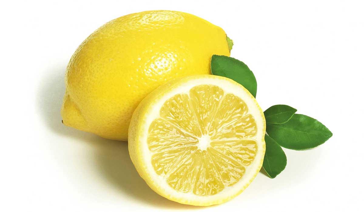الليمون للتخلص من الكرش