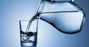 الماء لإزالة الكرش