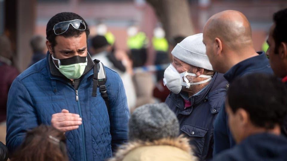 صورة ارتفاع إصابات فيروس كورونا في المغرب إلى 4155 حالة