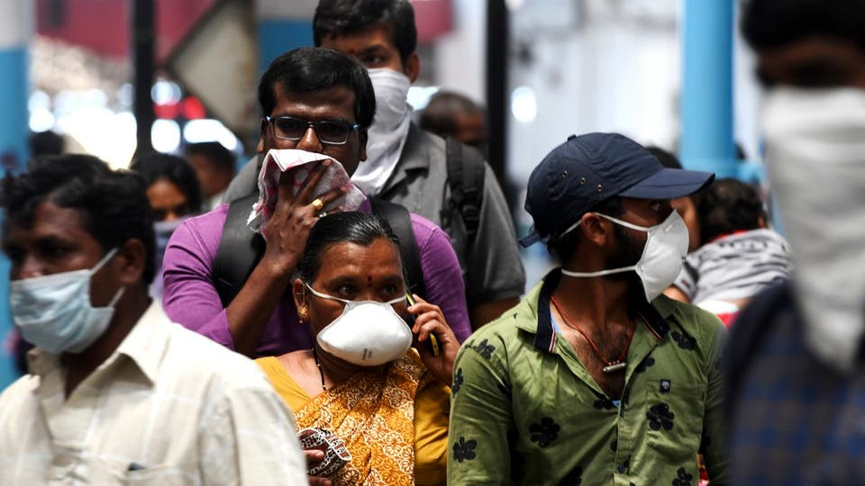 صورة إصابات فيروس كورونا تتجاوز 21 ألفا في الهند