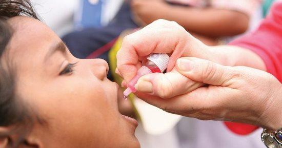 صورة صحة الشرقية تعلن استمرار التطعيمات الروتينية ضد مرض شلل الأطفال