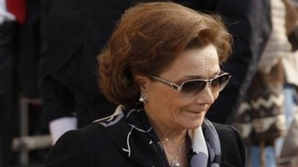 صورة حقيقة وفاة سوزان مبارك