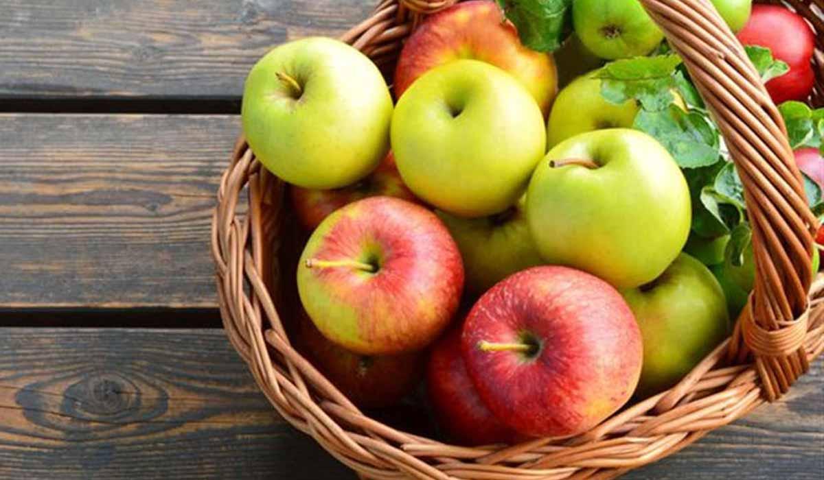 فوائد أكل التفاح