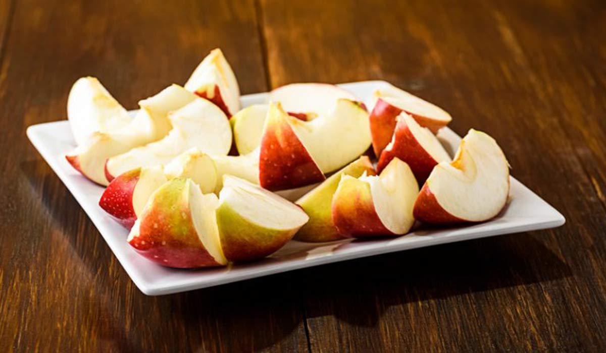 فوائد التفاح للتخلص من الإسهال