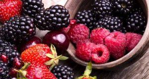 فوائد التوت لمرضى السكر