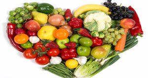 فوائد الخضار والفواكه بشكل عام