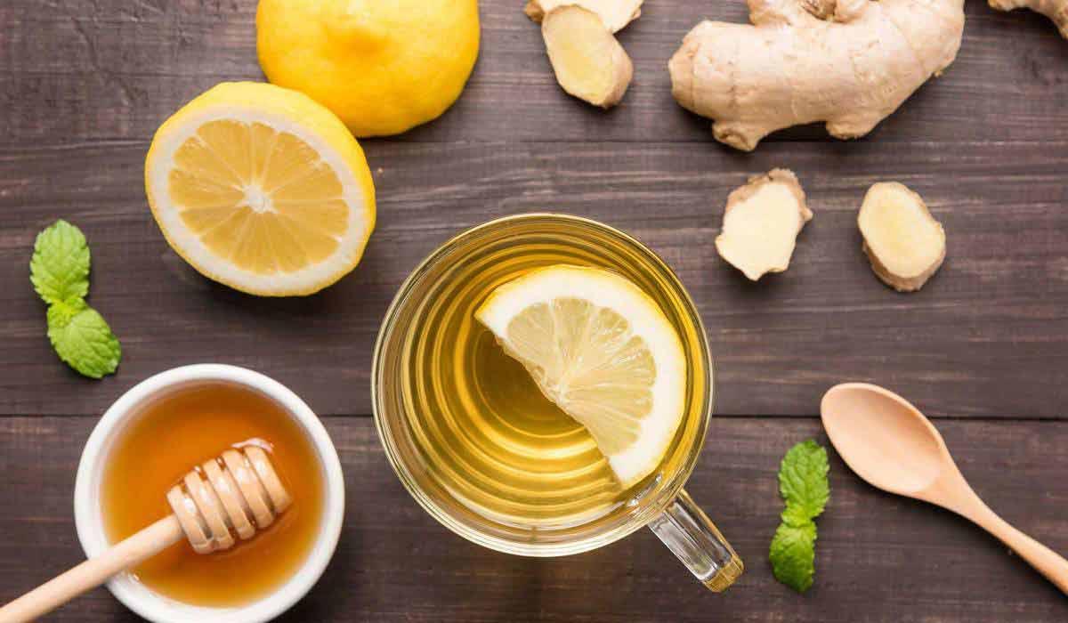 فوائد الزنجبيل مع الليمون والعسل
