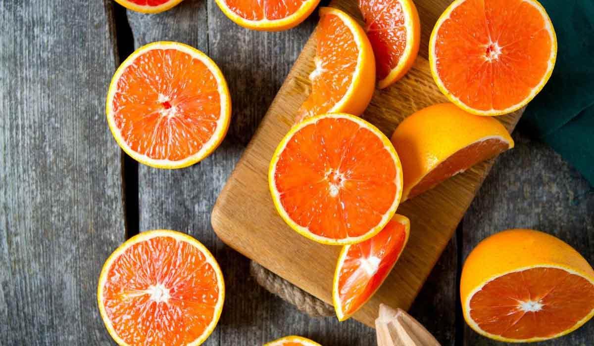 فوائد الليمون والبرتقال