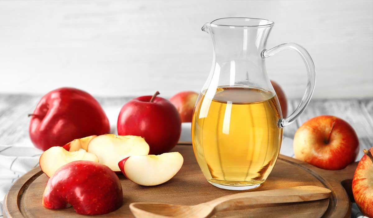 صورة فوائد خل التفاح للكبد