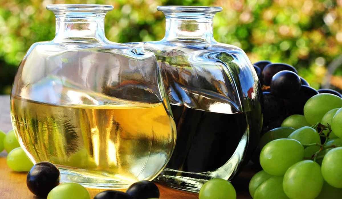 فوائد خل العنب الأحمر