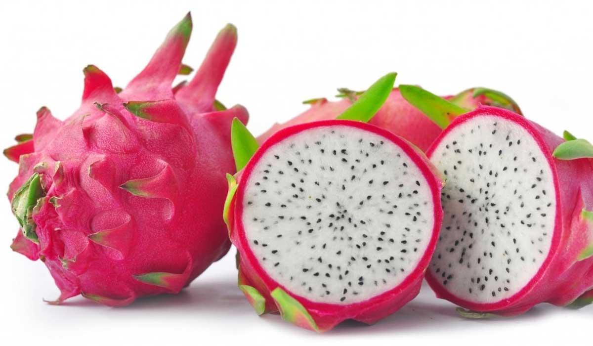 فوائد فاكهة التنين