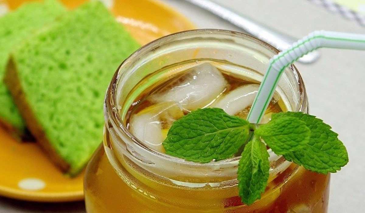 ما هي فوائد الشاي الأخضر المثلج