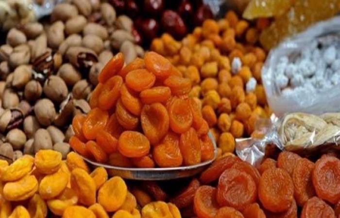 صورة أسعار منتجات ياميش رمضان في المجمعات الاستهلاكية