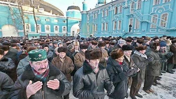 المسلمين في روسيا