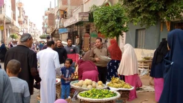 صورة فض 15 سوق بمدن ومراكز محافظة الشرقية