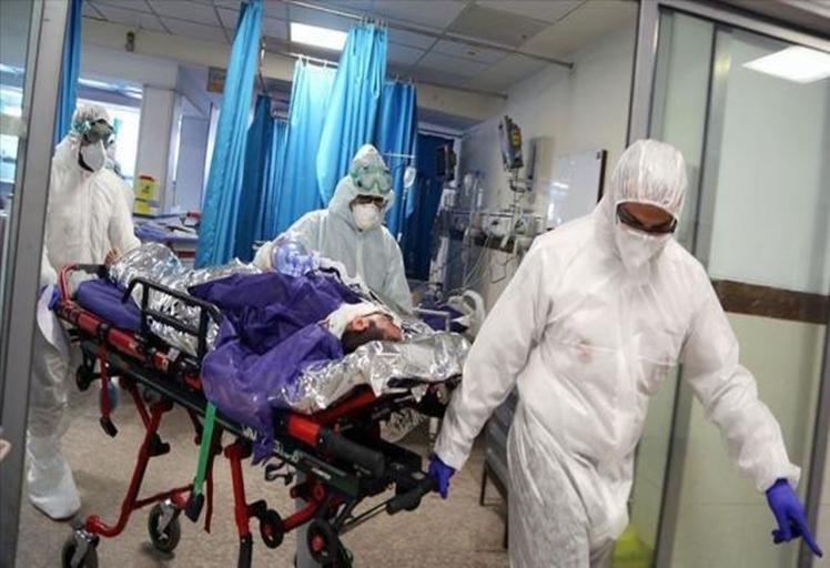 صورة أمريكا تسجل رقم قياسي في عدد الإصابات والوفيات خلال24 ساعة