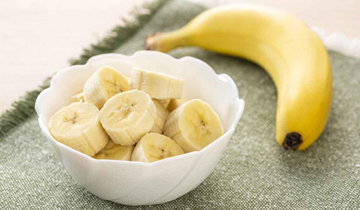 أكل الموز في الصباح
