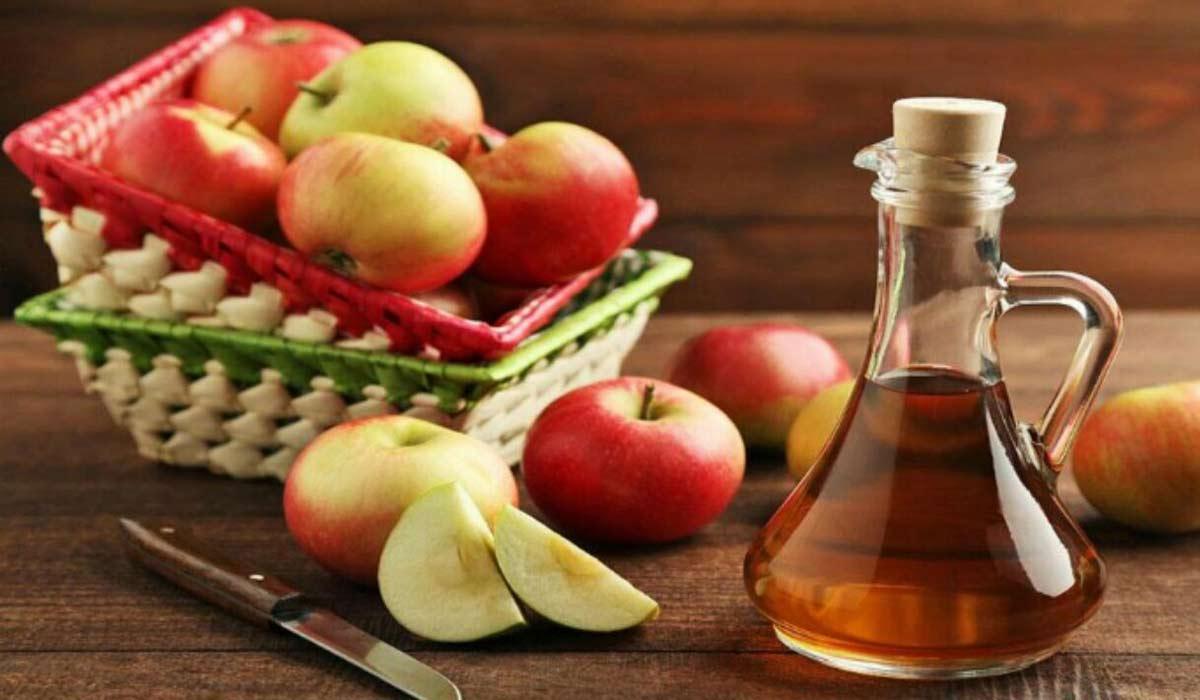 أهمية خل التفاح