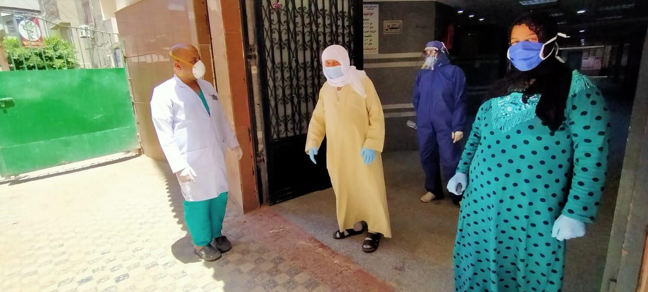 شفاء 10 حالات جديدة من مصابي كورونا بالشرقية