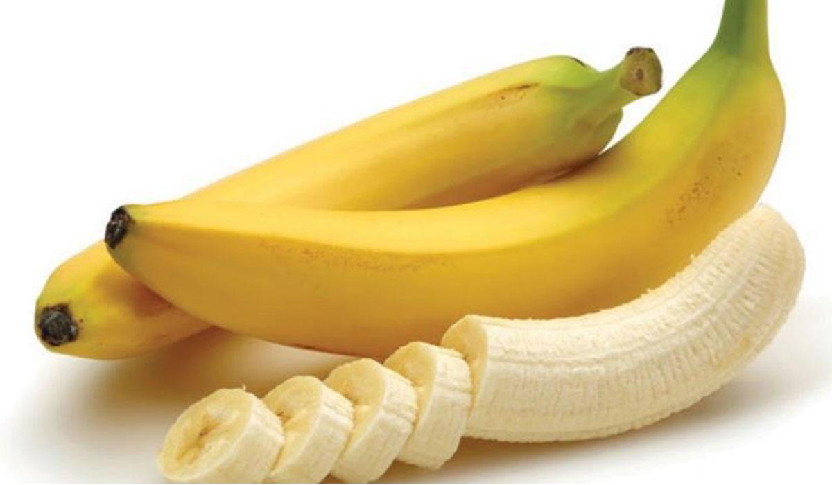 على ماذا يحتوي الموز