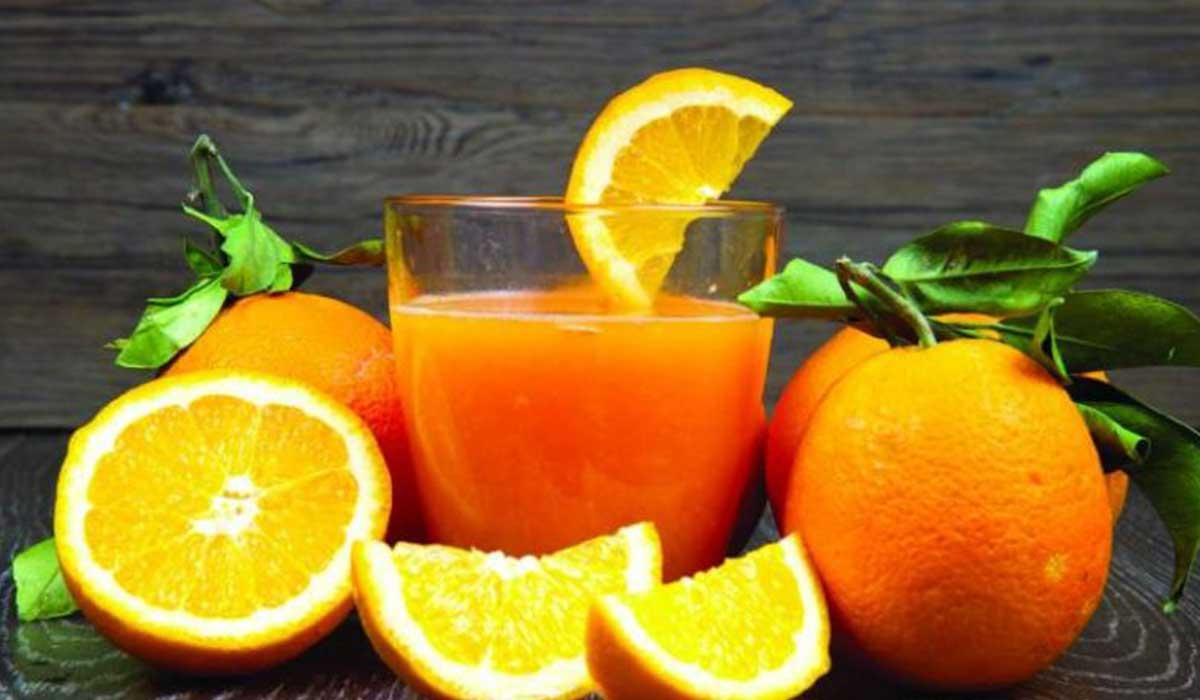 فائدة البرتقال على الريق