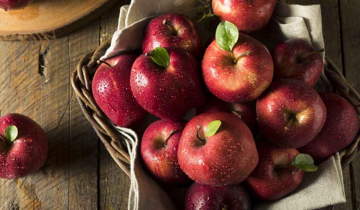 فائدة التفاح